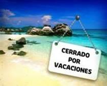 Cerramos por vacaciones hasta el 19 de Agosto. Hasta la vuelta